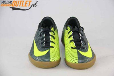 Nike Mercurial Vapor groen kids (IC) voorkant (852488-376)