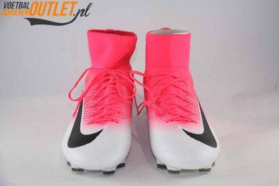 Nike Mercurial Veloce roze wit voorkant (831961-601)