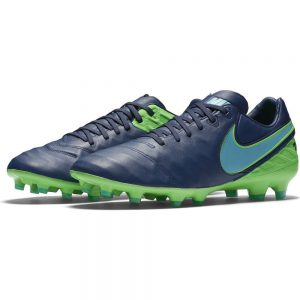 Nike Tiempo Legacy blauw groen 819218-443-detail