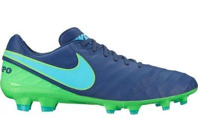 Nike Tiempo Legacy blauw groen