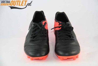 Nike Tiempo Mystic zwart roze voorkant (819236-018)