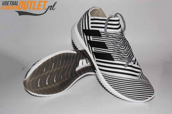 Adidas Nemeziz 17.1 sneakers wit voor- en onderkant (BB3659)