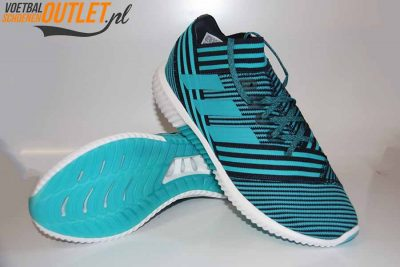 Adidas Nemeziz Tango 17.1 sneakers blauw voor- en onderkant (BY2306)