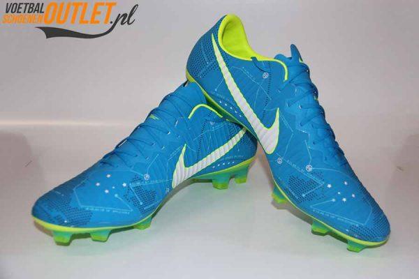 Nike Mercurial Vapor Neymar blauw voor- en zijkant (921647-400)