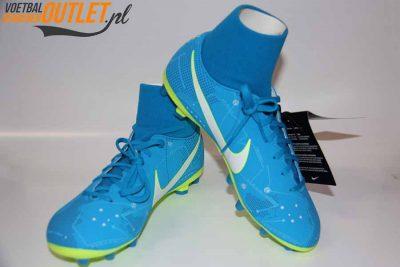 Nike Mercurial Victory Neymar blauw met sok