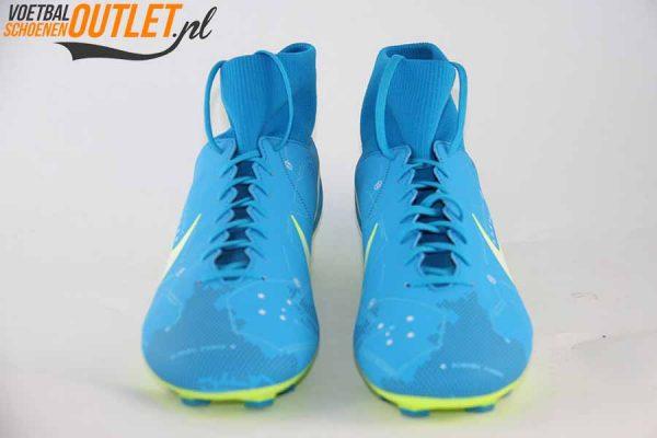 Nike Mercurial Victory blauw NJR voorkant