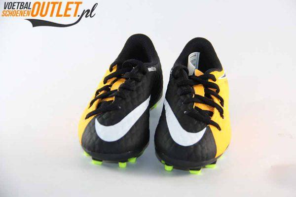Nike Hypervenom Phelon III oranje zwart voorkant (852595-801)