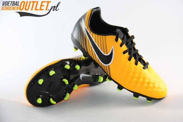 Nike Magista Onda oranje zwart voor- en onderkant (917779-801)