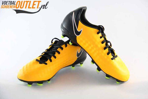 Nike Magista Onda oranje zwart voor- en zijkant (917779-801)