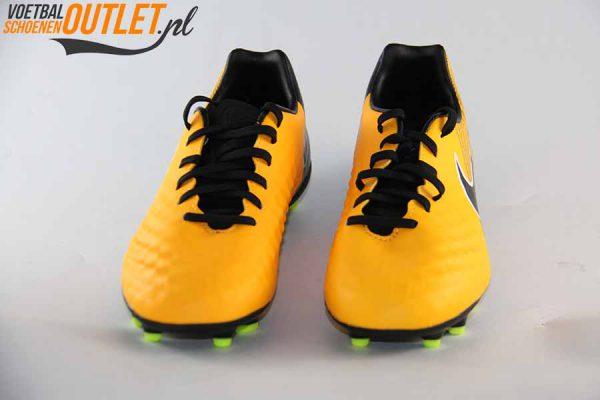 Nike Magista Onda oranje zwart voorkant (917779-801)
