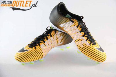 Nike Mercurial Victory oranje zwart