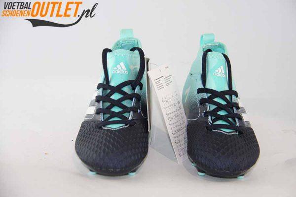 Adidas Ace 17.3 blauw kids voorkant (S77068).