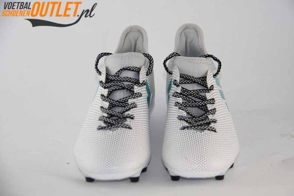 Adidas X 17.3 wit voorkant (S82362)