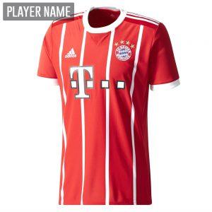 Bayern Munchen thuis shirt 2017/2018