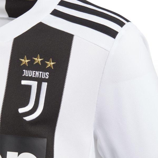 Juventus thuisshirt cf3489-detail