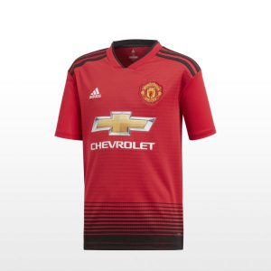 Manchester United Shirt thuis 2018-2019 Kids