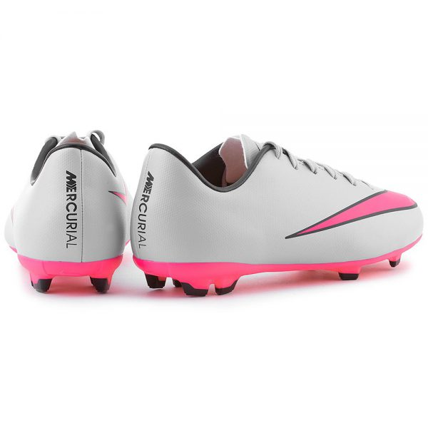 Nike Mercurial kids grijs - 651634-060 - detail
