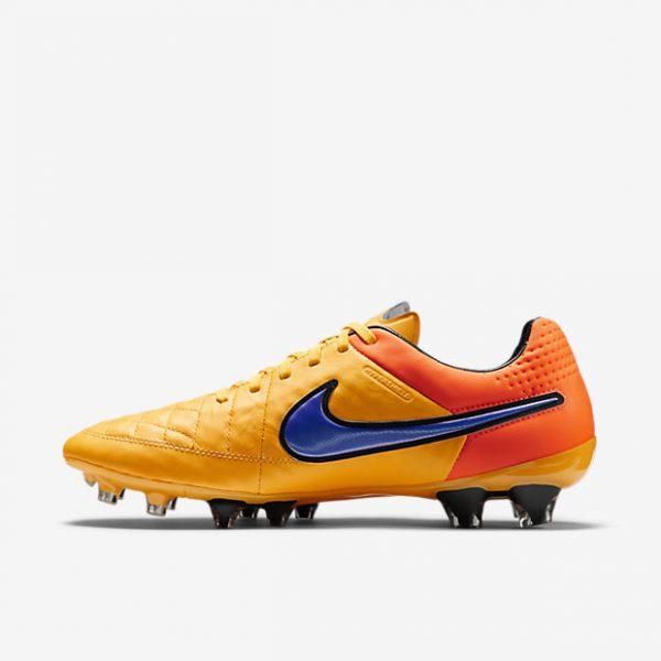 Nike Tiempo Legend oranje 631518-858