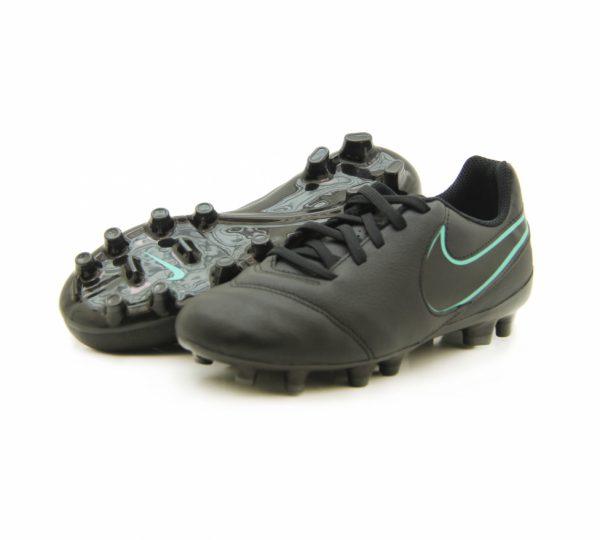 Nike Tiempo Legend zwart 819186-004-detail