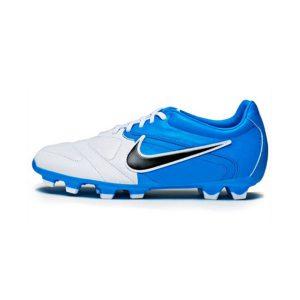 Nike Tiempo Libretto wit blauw