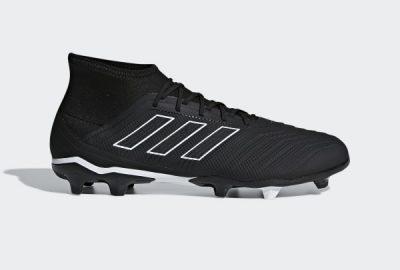 Adidas Predator 18.2 Zwart wit
