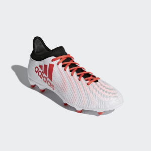 Adidas X 17.3 Wit rood FG