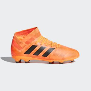 Adidas Nemeziz 18.3 FG Oranje Kids