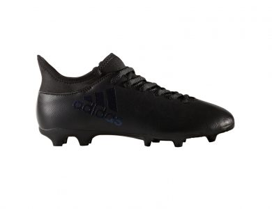 Adidas X 17.3 FG Zwart Kids