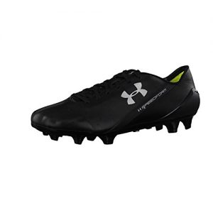 UA Speedform CRM Leather FG (Zwart)